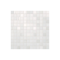 Ambition White Chic Mosaic