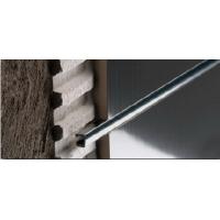 B72124002 Pro-telo aluminio brillante 10mm plata