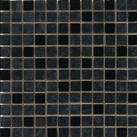 Absolute Mosaico Mix 2,5*2,5 Lustro Nero Marquinia