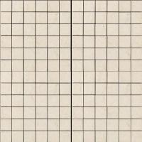 Absolute Mosaico Mix 2,5*2,5 Lustro Crema Marfil