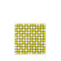 MUW 876 Mosaico Mix Green/White