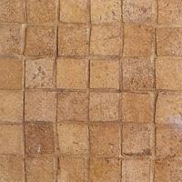 ROM 667 Mosaico Pantheon Noce