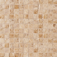 Mosaico 2,5x2,5 Caramel Sin 335