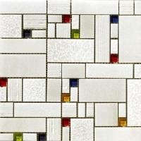 Mosaico Taki Blanco