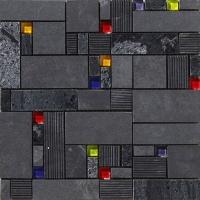 Mosaico Taki Negro
