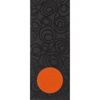 Chardonet Negro-naranja