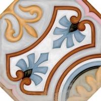 Octógono Diglas Multicolor