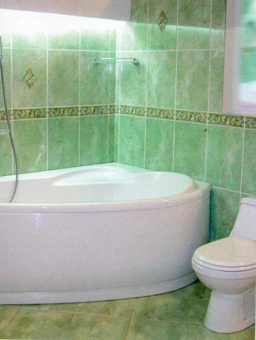 Плитка для ванной комнаты – эстетика